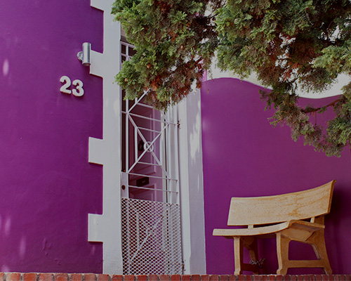 B Amp B And Self Catering Accommodations Cape Town Purple House
